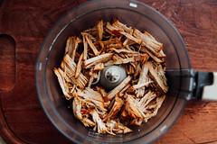 Croquetes de Carne de Porco Desfiada com Mostarda Escura (cozinhadalbo) Tags: de pork carne mostarda porco bolinho escura fritura croquetes cozinhadalbo