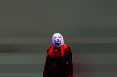 Soothsayer (Albert Dobrin) Tags: art students festival actors comedy play theatre pentax shakespeare romania awards drama smc k5 135mm craiova thater osawa lesn pentaxk5