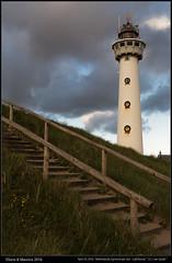 2016-04-23-EgmondAanZee-001 (DreamScapes - Maurice & Eliane) Tags: lighthouse holland beach netherlands zee van vuurtoren aan egmond speijk dreamscapesmaurice elimau
