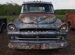 The truck that HDR's itself (Todd Evans) Tags: pen truck rust rusty olympus dodge epl6