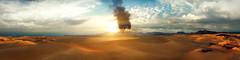 Mad Max_088 (Sspektr) Tags: sunset panorama pc screenshot disaster videogame madmax wasteland postapocalypse madmaxgame