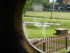 P1050700 (Hampton & Kempton Waterworks Railway.) Tags: loop galaday 2015 darent