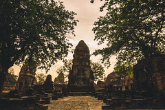 (Richard Strozynski) Tags: sunset nature architecture canon thailand temple asia south east tokina laos 550d 1116mm