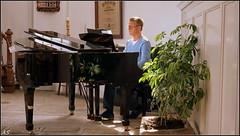 Piano man (AstridSusann) Tags: piano kirche musik niederlande