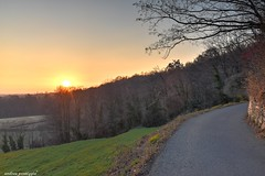 Astino Trail 1 (andrea8it) Tags: sunset sky sun tourism church nature landscape evening cityscape colours explore bergamo monastero monastry discover astino visitbergamo