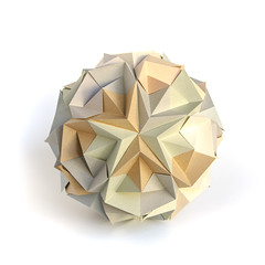Impossibly possible #modularorigami construction, 30 squares, no glue. #origami #paperfolding #ekaterinalukasheva (_Ekaterina) Tags: white paper origami paperfolding modularorigami tant unitorigami штука ekaterinalukasheva ликолепная