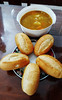 Star curry (Roving I) Tags: vertical potatoes curry vietnam carrots danang breadrolls stews homedining ilobsterit