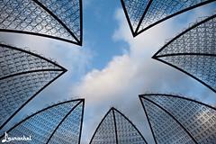 The last resort (gigchick) Tags: sky art bondi star bondibeach sculptures sculpturesbythesea lastresort upshot thelastresort suzannedonisthorpe