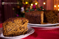 Eggless_rich_fruit_cake-6 logo (anindya0909) Tags: christmas cake eggless richfruitcake