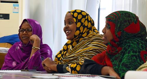 Soldiers bolster Djiboutian English language skills