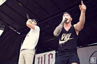 We Came As Romans // Shot by Brandon Lowe