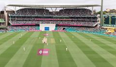 Australia v West Indies, Sydney Cricket Test