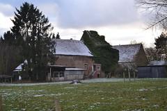 Bouquetwinning, Diepenbeek (Erf-goed.be) Tags: geotagged limburg hoeve archeonet diepenbeek vakwerkhoeve bouquetwinning geo:lon=53937 geo:lat=509026