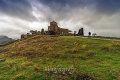 Monastery ... (Bijanfotografy) Tags: zeiss georgia nikon monastery mountainside mtskheta zeiss15mm nikond800 jvarimonastery easterngeorgia zeissdistagon15mm28
