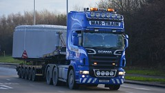 T28 MHH (panmanstan) Tags: truck wagon transport lorry commercial vehicle hull heavy freight scania haulage humberside hgv r620