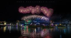 Sydney NYE 2016 Fireworks (Santanu Banik) Tags: longexposure fireworks nye sydney australia nsw sydnye sydneyharbour happynewyear sydneyharbourbridge bluespointreserve sydneynye mcmahonspoint nyefireworks sydnye2016 sydneynye2016 sydneynye2016fireworks
