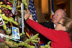 151217-Z-IM587-019 (CONG1860) Tags: usa colorado denver co veterans sacrifice heros militaryservice goldstarfamilies coloradonationalguard treeofhonor governorsownarmyband
