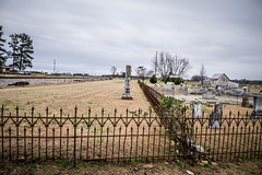 Excommunicated Woodman (RandomConnections) Tags: church cemetery southcarolina ward methodist spannmethodistchurch