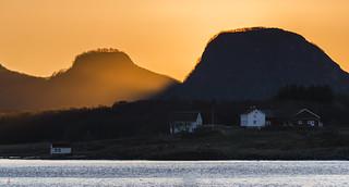 Yellow sunset - D8D_6091