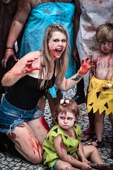 DSC_0147 (caroline.nohama) Tags: carnival costume zombie walk curitiba fantasia horror carnaval zumbi zw