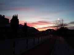 #cityscape #citysunset #sunset #lamia (Simos1968) Tags: sunset cityscape lamia citysunset
