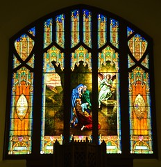 Stained Glass Window #1 Holden Lutheran Church (rabidscottsman) Tags: usa art church window colors beauty minnesota nikon colorful flickr unitedstatesofamerica stainedglass christian christianity tamron mn christianart lutheranchurch 18270 verticalformat d7100 scotthendersonphotography tamron18270 kenyonminnesota goodhuecountyminnesota nikond7100