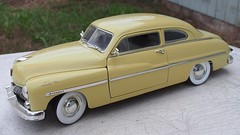 1949 Mercury Coupe (Ertl) 1-18th scale diecast model 1 (Jack Snell - Thanks for over 26 Million Views) Tags: scale model mercury 1949 diecast ertl 118th