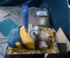 Porthkerris (DarloRich2009) Tags: cake cornwall knife lizard thelizard minions kernow spongecake minion porthkerris porthoustock stkeverne thelizardpeninsula minioncake porthkerrisdivers porthkerriscove porthkerrisbeach