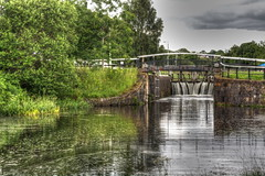Forth & Clyde Canal Lock 26 (monyet_uk) Tags: clyde canal glasgow forth