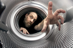 59/366 - the search for the elusive missing sock (possessed2fisheye) Tags: selfportrait self creative fisheye washingmachine 2016 creativeselfportrait 366 creativeportrait fullframefisheye project366 366project fisheyeselfportrait possessed2fisheye fisheyeireland oldschoolscott 366project2016 3662016