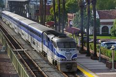 Amtrak  Los Angeles,January 2016 (ROPERUNNER) Tags: la losangeles amtrak metrolink fullerton pacificsurfliner generalmotors gotransit emd p42 losangelesunion californiatrains mp36ph3c cabcar f59ph es44 generalelectriclocomotives amtrak90230 bnsffreight motivepowerwarbec f40230geac4400