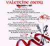 Menu Valention 2016 (softwater.restaurant) Tags: restaurant valentine softwater nhahang romanticdinner lễtìnhnhân letinhnhan
