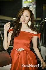C-aew (krashkraft) Tags: beautiful beauty thailand pretty bangkok gorgeous th allrightsreserved 2014 racequeen gridgirl boothbabe motorexpo pakkret krashkraft    changwatnonthaburi  prapatssronananchaipattana