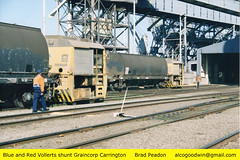 Graincorp Carrington, NSW Australia (alcogoodwin) Tags: germany newcastle industrial transport railway australia trains nsw locomotive hunter railways locomotives carrington industrials shunters graincorp vollert