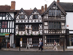 Stratford upon Avon (Steve Hobson) Tags: half avon stratford upon timbered