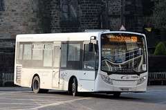 TLC Buses 13970 YW14 FHS 12th February 2016 Otley (asdofdsa) Tags: travel bus buses transport busstop passengers westyorkshire tlc otley 12thfebruary2016leedsarea