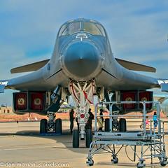 B-1 Lancer (Kukui Photography) Tags: arizona tucson airshow davis afb davismonthanafb monthan