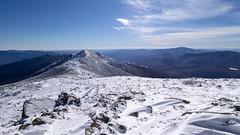 Franconia Ridge (kiefer_jeremy) Tags: above new winter white mountain snow mountains lafayette hiking nh olympus franconia hampshire hike ridge mount lincoln treeline ridgeline f28 omd oly f63 em1 7mm 714mm