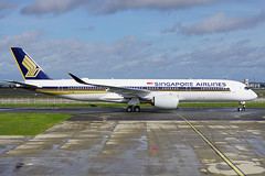Singapore Airlines' first A350 XWB rolling down to runway 32R (David B. - just passed the 7 million views. Thanks) Tags: france plane airplane fly flying airport singapore 26 aircraft aviation sony flight ceremony airline airbus delivery toulouse airlines runway avion singaporeairlines hautegaronne midipyrénées 1650 airbusa350 avgeek a350 9vsma a350xwb a6000 a350900 msn026 msn26 airbusa350900xwb airbusa350xwb
