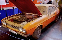 RS Capri Mark 1 Restoration (Lazenby43) Tags: ford capri restoration rs nec v6 barnfind