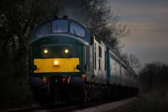 D6836 on the Mid Norfolk Railway (Jonathan Casey) Tags: nid train norfolk rail railway class british f2 37 vr 200mm d810