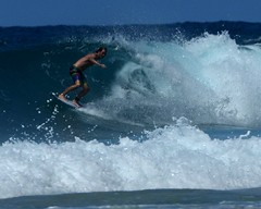 DSC_4327 e5 Banza cropi (J Telljohann) Tags: hawaii surf oahu surfer banzaipipeline