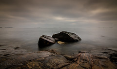 In my dreams #2 (Mika Laitinen) Tags: ocean winter sea sky cloud seascape nature water rock suomi finland landscape seaside helsinki bravo long exposure outdoor horizon baltic tokina shore scandinavia suomenlinna dreamscape uusimaa tokina1116 canon7dmarkii