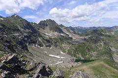 Widok z Crette Lhasse