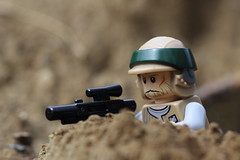 Ambush (Jon Christall) Tags: canada toy soldier starwars gun bc lego britishcolumbia vancouverisland sniper minifig commando zeballos rebelcommando