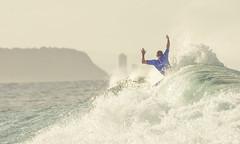 Stuart Kennedy Surfing Snapper Rocks Quiksilver Pro 2016 (Frank McGrath Photography Australia) Tags: nikon surf surfing quiksilverpro goldcoast snapperrocks stuartkennedy quikypro2016