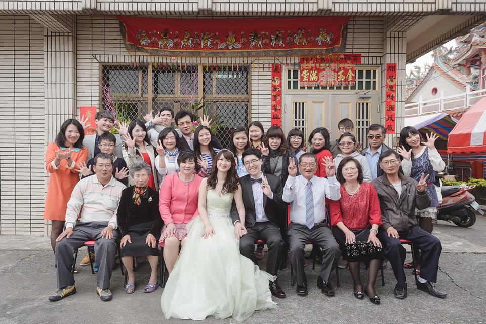 婚禮攝影-台南北門露天流水席-078
