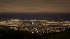 Vista desde San Javier - Tucumn (dgrodriguezz) Tags: miguel noche san nubes nublado yerba javier tucuman buena nublada