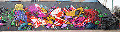 Takt   Choq (HBA_JIJO) Tags: urban streetart france art wall painting graffiti letters spray peinture mur lettres vitry choq lettring lettrage vitrysurseine takt paris94 hbajijo