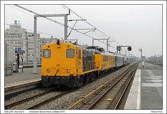 SHD 2205 - Amsterdam Bijlmer Arena - 33216 (24-03-2016) (Vincent-Prins) Tags: amsterdam arena 2205 cto bijlmer shd 33216 panoramarailrestaurant